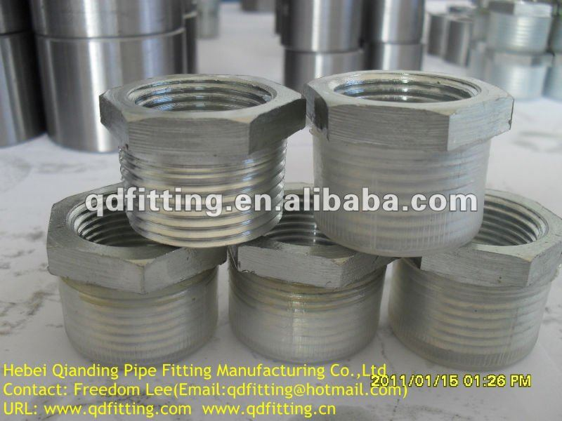 NPT Thread Bushing A105 B16.11