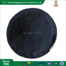 wood powder activated carbon per ton for water treatment