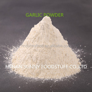 2017 new crop China market price of garlic powder