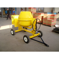 260L high quality cement mixers for sale/2016 Best Seller!!!350L Towable Mini Concrete Cement Mixer with Electric Start 6HP Gaso