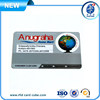 2015 pvc credit card size chip card/ic card/smart card printing