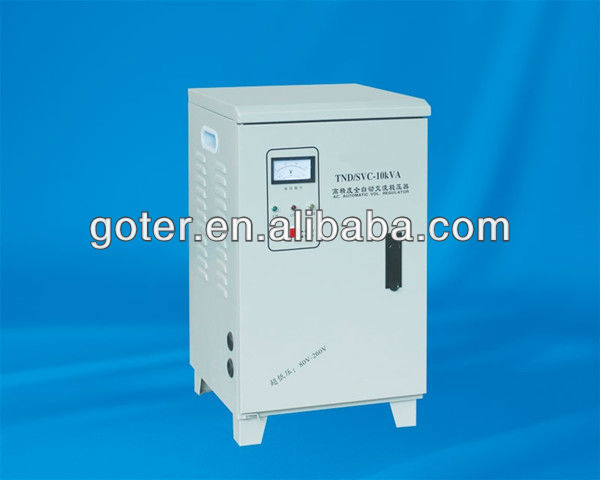 voltage stabilizer home appliance for refrigerator for air conditioner