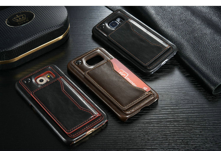 samsung s6 leather phone case