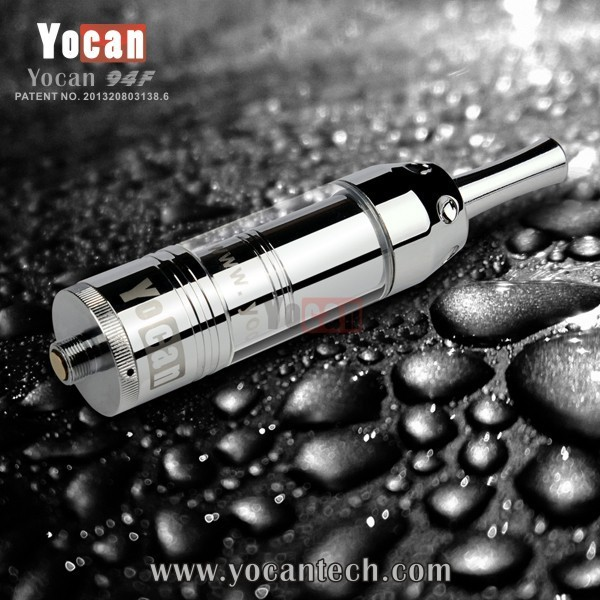 Self-cleaning and filter function healthy popular Yocan 94F vaporizer for dry herb
