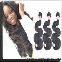 Huixin Hair Wholesale factory price unprocessed 6a body wave cheap virgin Indian hair