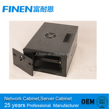 OEM Outdoor IT network equipment rack small wall mounted cabinet
