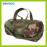 China product good quality lightweight canvas military duffle bag