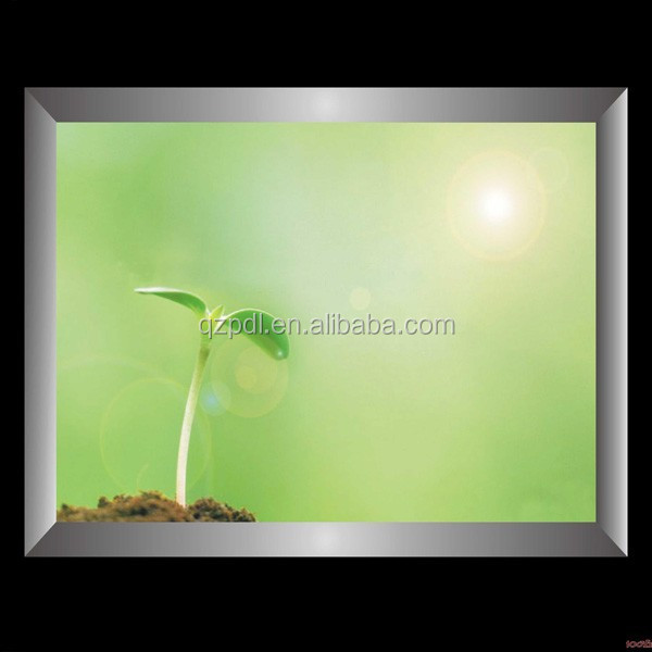 High QUality 12V advertising aluminium snap light frame lightbox