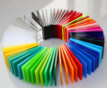 Coloured Acrylic & Perspex Sheet Factory Wholesale