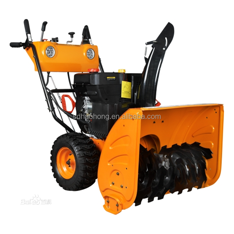gasoline engine snow blower for sale
