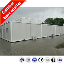 Low cost modular homes 40ft scrap container