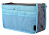 Women Travel Hanging Organizer Cosmetic Bag Makeup Case Toiletry Pouch - Sky Blue