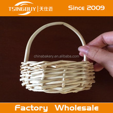cheap small baby wicker baskets