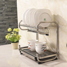 kitchen accessory stainless steel Dish Rack holder G style NF-013