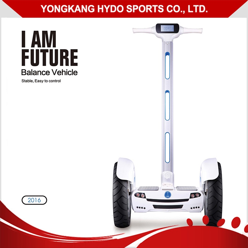 Comfortable High Quality Lithium Battery Hybrid Scooter
