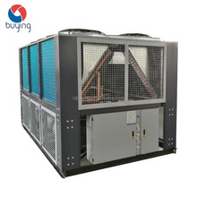 Best Cheap Price Copeland Compressor 30 Ton 40 HP Eco Industrial Air Cooled Water Chiller Unit For Sale, Small Portable Chiller