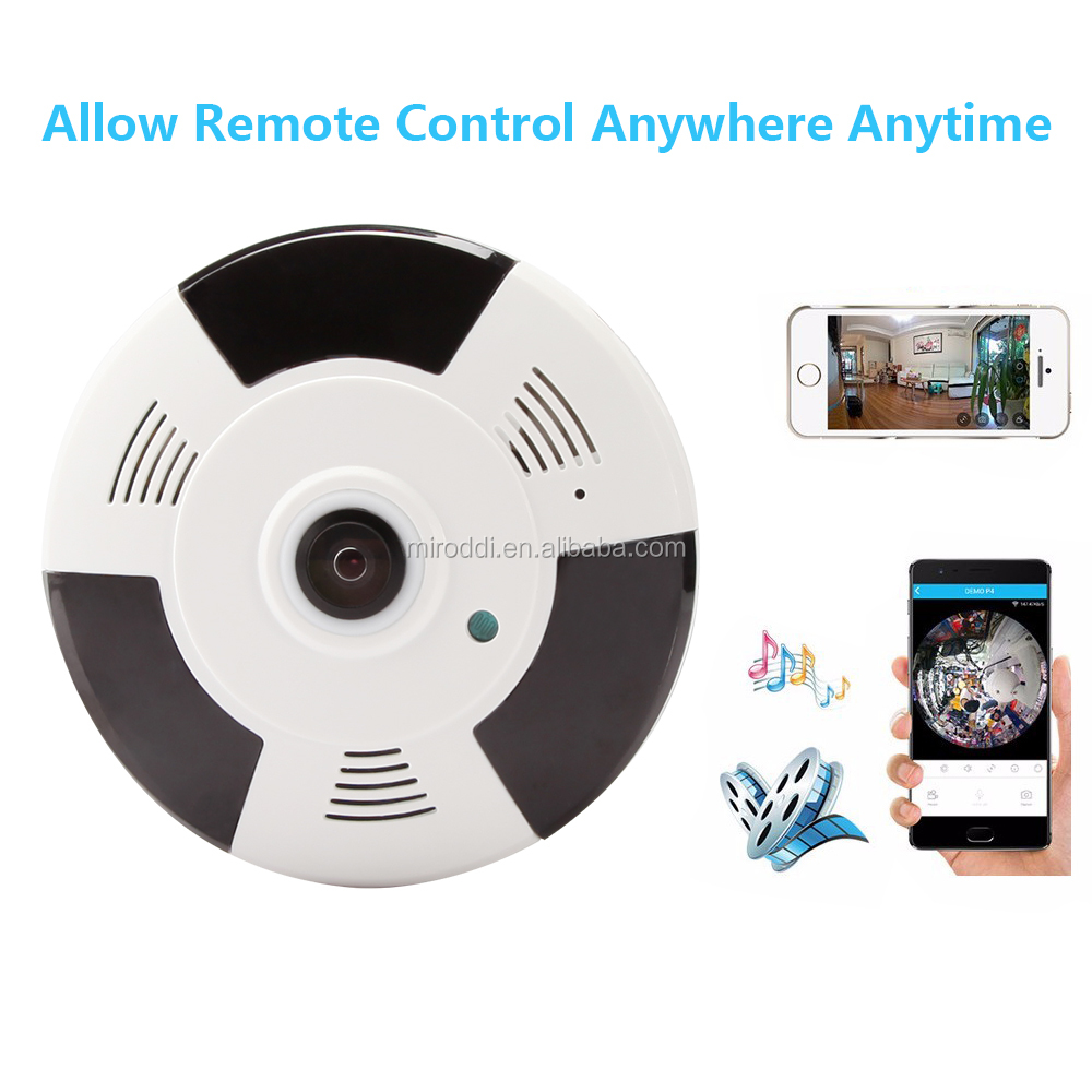 BW smart home security robot monitor alarm system hidden camera