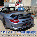 2005-2012 GT2M Style Carbon Fiber Trunk Spoiler For Porsche Carrera 911 997