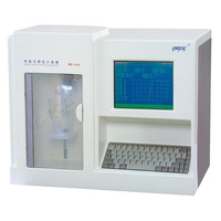 RC-3000 Resistance method (Kurt) particle counter for water solid particle