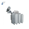Three Phase Oil Immersed power transformer 2800kva 33kv Low Voltage 0.4kv