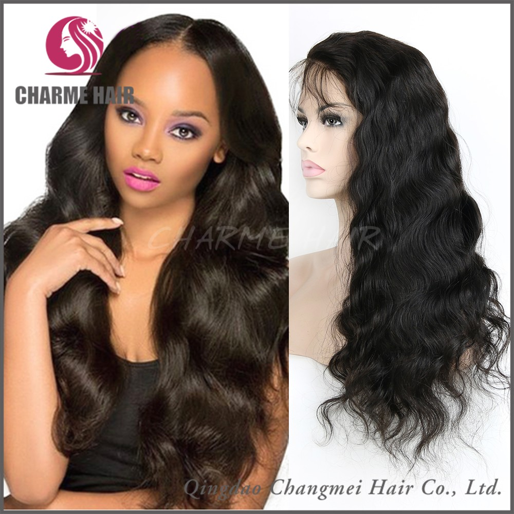 High Quality Reasonable Price Body Wave Human Hair full lace wigs