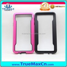 For Samsung A5 PU Bumper, hot selling case for Samsung A5 tpu case double color