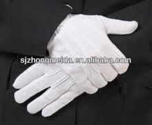 formal military uniform gloves
