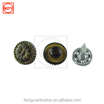 Classical Cool Qualited Metal Rivet