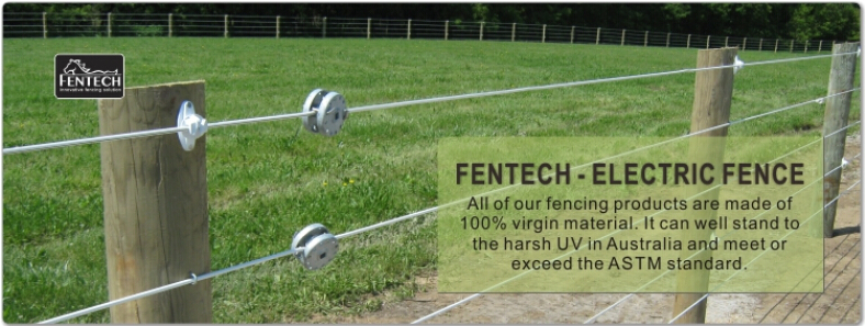 High Quality Fentech Electric Fence Wire, Horse Fence