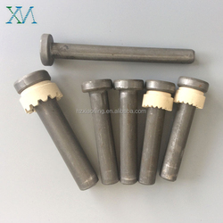 ISO13918 Structural Steel Nelson Shear Studs Sizes