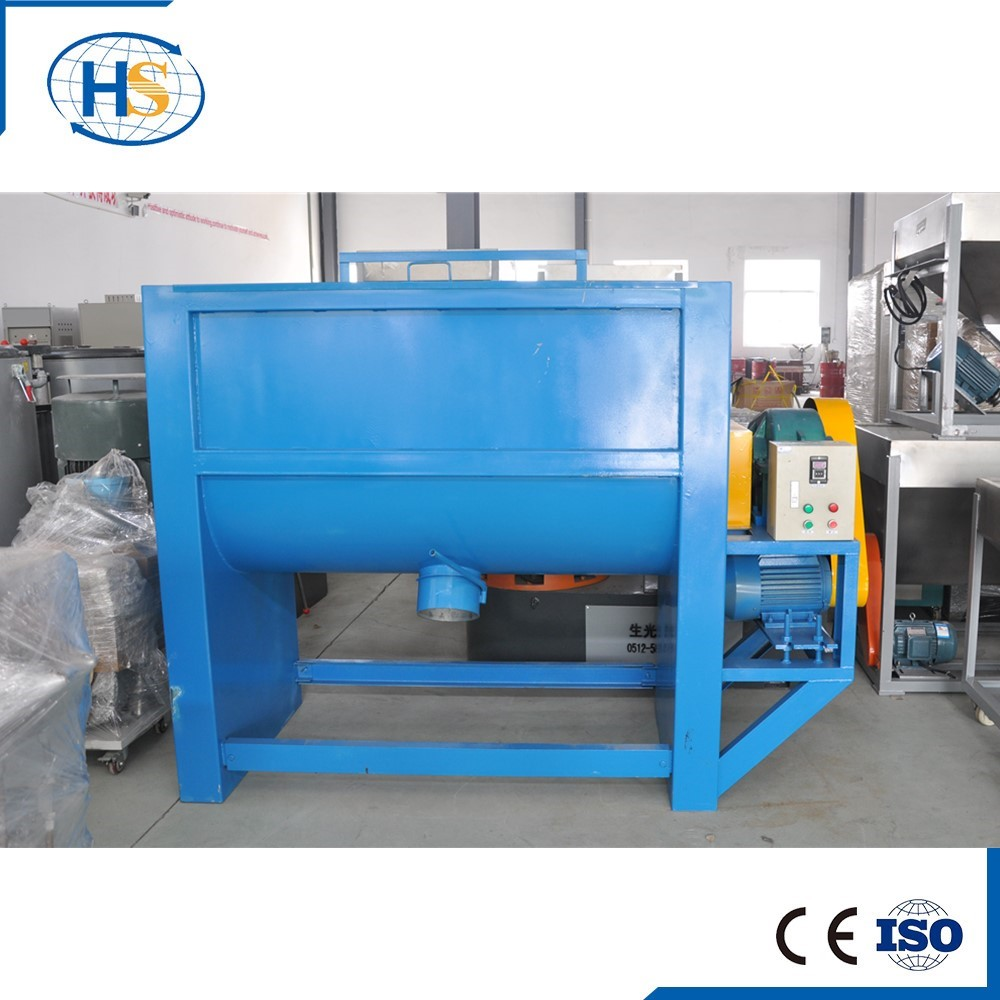 CE Horizontal Mixer in Extrusion Line