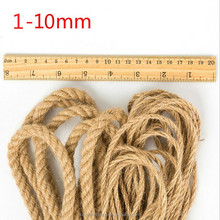 Fiber Material and Twist Rope Type Bamboo Fibers Rope