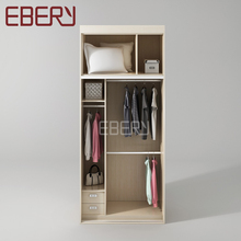 China manufacturer furniture customize almirah with overhead cabinet