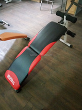 Foldable nice high quality competitive prices muscle trainer sit up bench