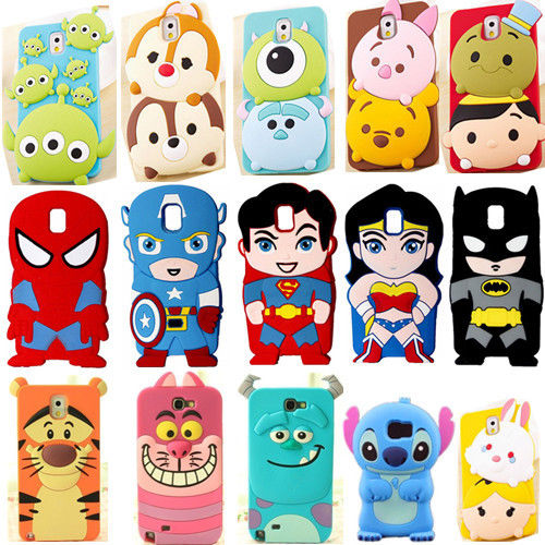 for Samsung wholesale custom silicone phone case