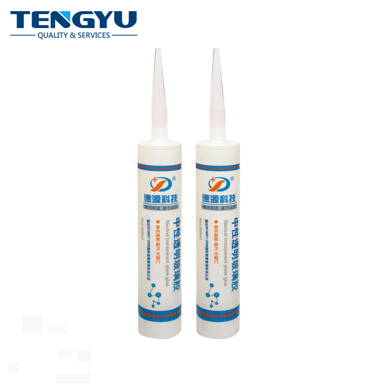 Acetic sealant for fish tank age resistance silicone adhesives