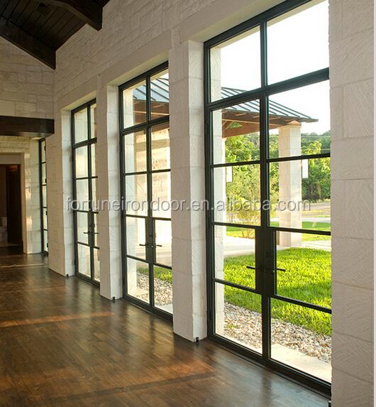 Container home doors steel door with operable glass for Your home windows and doors