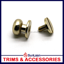 Practical hot sell stainless steel clothing rivets