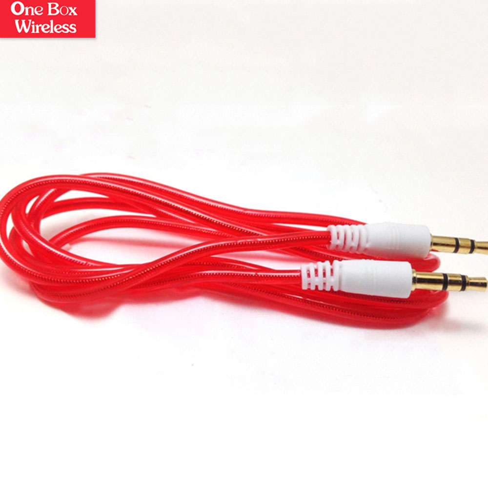Hot Sale 3.5mm Male AUX Audio Plug Jack to Female Cable RCA Cable VGA to TV Cable