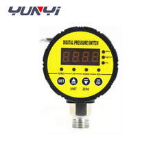 Digital hydraulic pressure gauge meter for oil ,water ,air