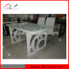 DTR 323 Wooden Dining Table