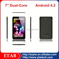 7 inch Android 4.2 at 1.5GHZ Android 4.2 os tablet pc