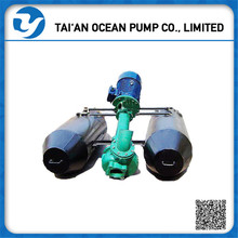 river mud sludge pumping machine for unload sand boat