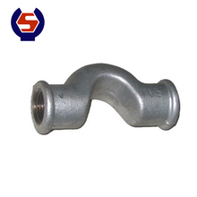Din Bsp Npt Malleable Iron Pipe Fitting