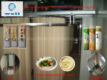Automatic Dried Noodle Making Machine|Chinese Noodle Machine