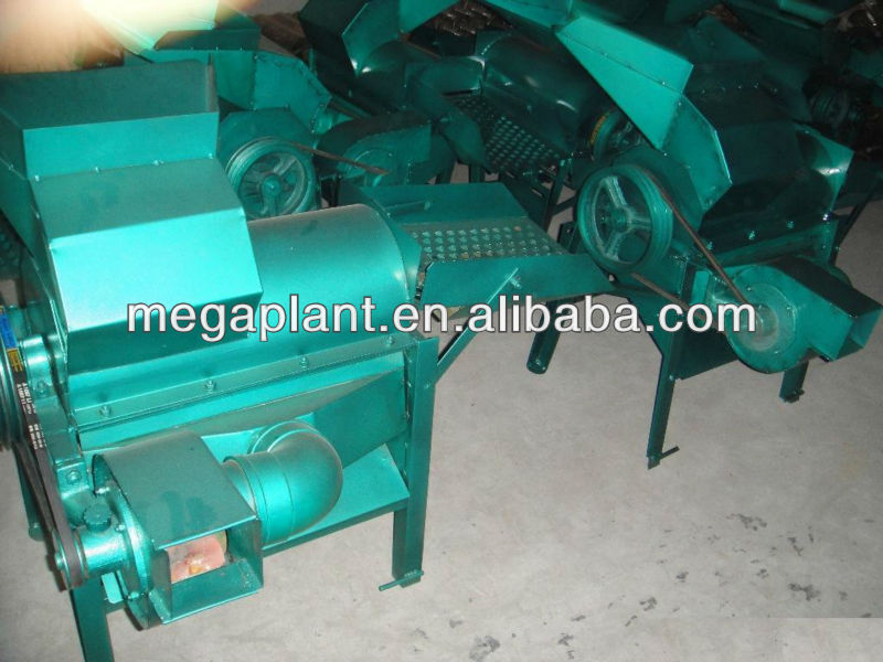 High efficiency grain thrasher for farmers for sale