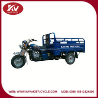 Popular fashion India high quality blue cargo 200cc atr-cooled lifan tricycle