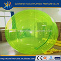 Different color funny Green water walking ball for sale/Inflatable water walking ball