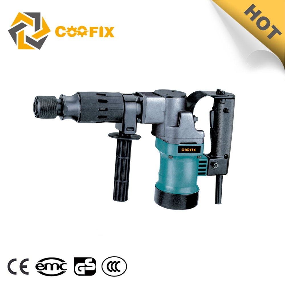Coofix 1050w Demolition Hammer Spare Parts Non Tang Kombinasi 8 Inch Finder 65