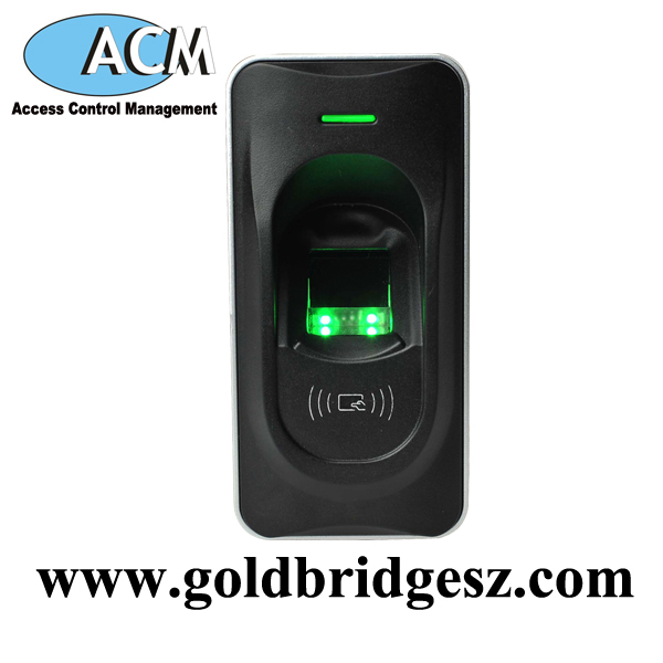 China supplier Gui Interface Finger Employee Reward System With Biometric Time Clock Face Reader